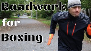 Running for Boxing | Boxing Cardio | Boxing Conditioning