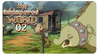 Opa ist völlig verrückt! #02 The Whispered World - Let