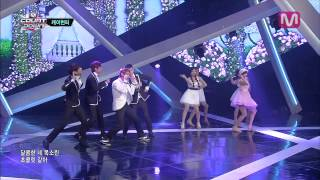 케이헌터_결혼하자 (Marry me by K-HUNTER@Mcountdown 2013.8.22)