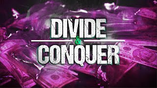 SMILING ASSASSIN - DIVIDE & CONQUER (Official Lyric Video)