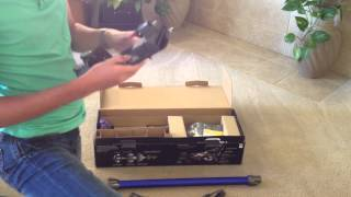 Dyson DC44 Unboxing and First …