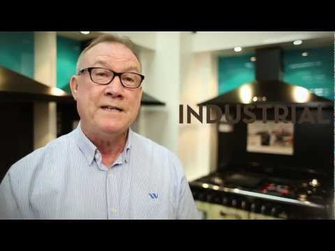 Industrial Kitchen trend explained by retail expert Gary Greedy - Winning Appliances