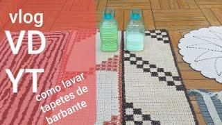 Como Lavar Tapetes de Barbante – Fácil e Rápido