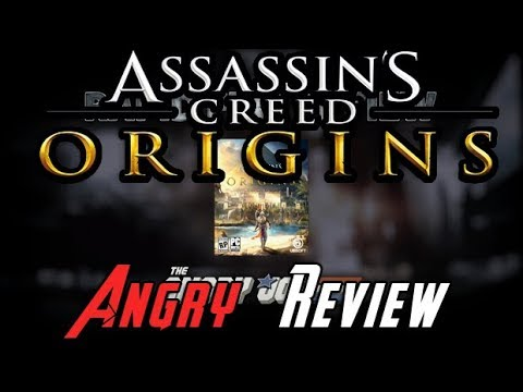 Assassin's Creed: Origins Angry Review [RF]