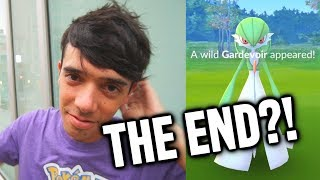 How this Pokémon GO journey ENDED!