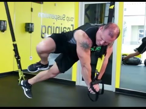 The MOST Insane TRX Exercises You've NEVER Seen Before