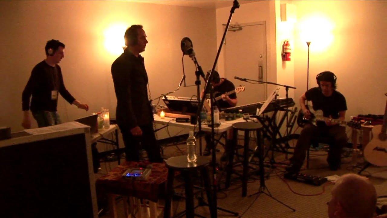 "Reptile"" live 6.23.06. Trent Reznor, Peter Murphy, Atticus Ross ..."