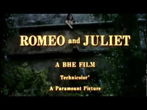 Romeo and Juliet trailers