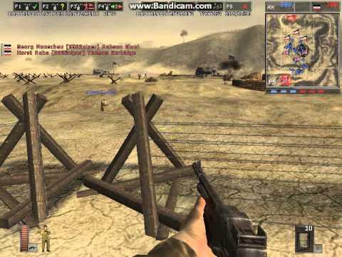 прохождение игры battlefield 1942 часть 1