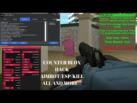 NEW OP AIMBOT + ESP ROBLOX SCRIPT (WORKS FOR ANY GAME) - YouTube