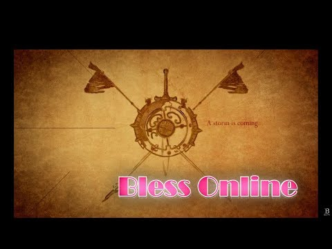 Bless Online - 11 May Conference, pricing and a little game play