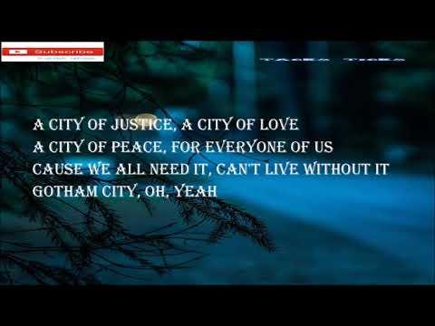 R KELLY Gotham City