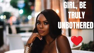 GIRL, GET YOUR POWER BACK BY BEING UNBOTHERED! | GLY TALKS WITH AUDREY ADÉ