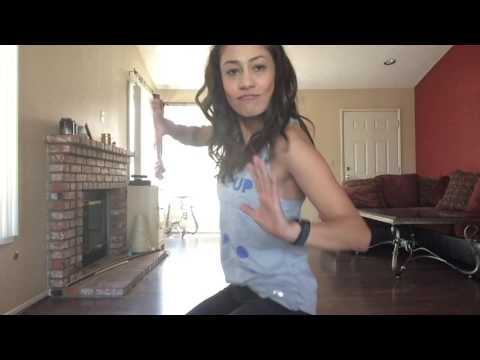 Este Ritmo (Con Sabor) - Zumba In My Head #1(not Actual Choreo - Just Being Silly)