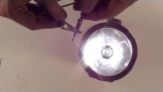Vintage Sled Tutorials #7 How to make a timing light for setting points