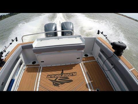 Kingfisher 3025 Destination Walkthrough And Seatrial