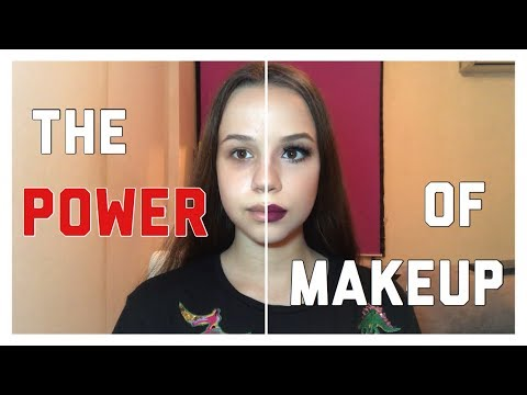 THE 14 YEAR OLD FULL FACE | THE POWER OF MAKEUP | Valeria's Makeup