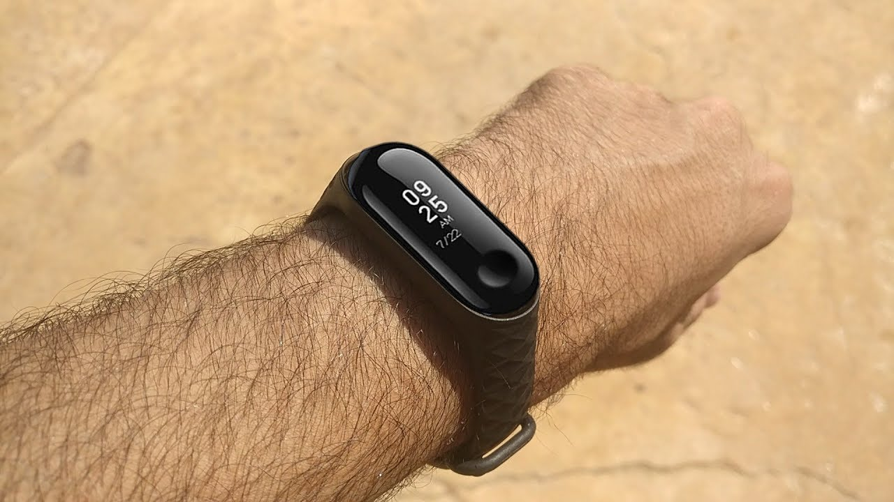 Xiaomi Mi Band 3 Hands On Youtube