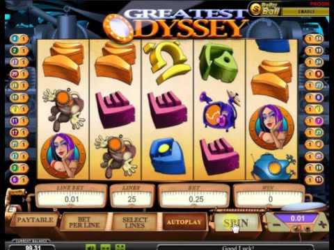 Игровой автомат Greatest Odyssey