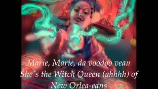 Redbone The Witch Queen Of New Orleans / With Lyrics
