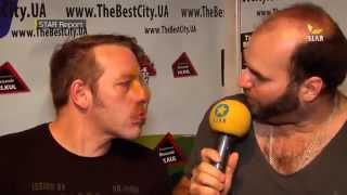интервью с GUANO APES на The Best City UA 2013