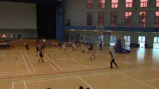 National Schools A Division Basketball 2018 Semis - Girls vs HCI 3