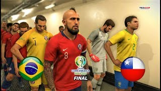 Download Video/Audio Search for PES 2019 Brazil , convert PES 2019