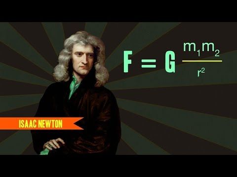 Discoveries of Isaac Newton Urdu Hindi