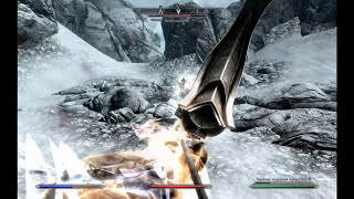 The Elder Scrolls V: Skyrim [Эбонитовый воин / Ebony warrior]
