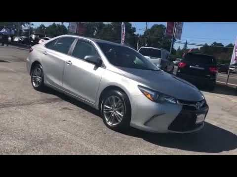Used 2017 Toyota Camry SE 4T1BF1FK1HU637873 Huntington Station, Melville, Commack, Huntington