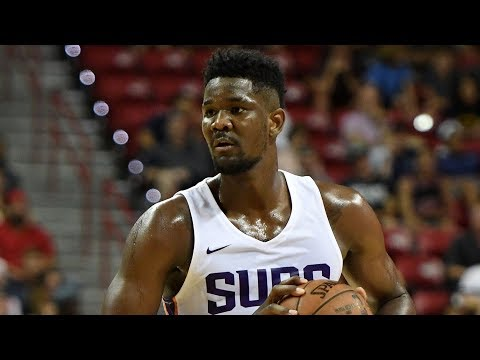 Best Of Deandre Ayton | 2018 MGM Resorts Summer League
