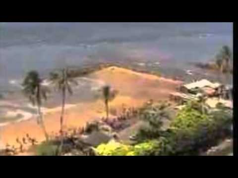 Tsunami In Indonesia 2012