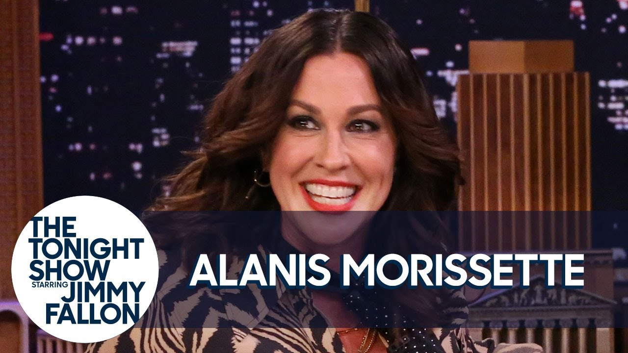 Alanis Morissette says 'Jagged Little Pill' was initially rejected by ...
