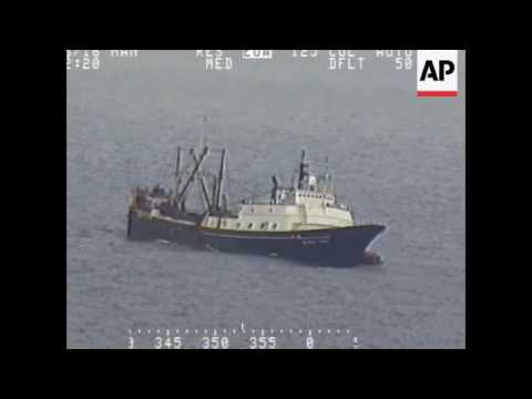 46 Rescued From Sinking Fishing Boat Off Alaska