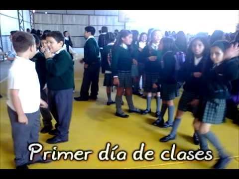 Mi primer curso :)  5to Nahuel 2012 (JC the teacher,Colegio Apumanque)