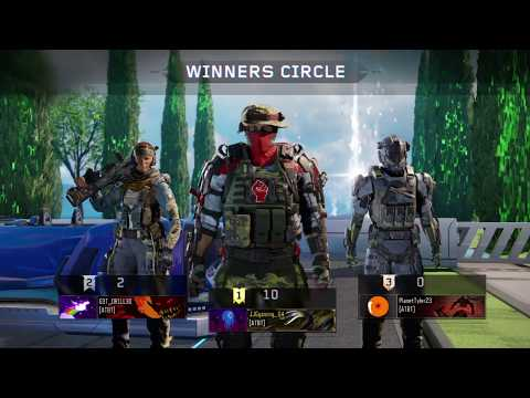 Titanium Studios: BO3 Quickscoping Battle Tournament Final: CaoTic JJ vs. festus krex