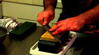 The Basics of Sharpening Single Bevel (Kataba) Knives- Japanese Knife Imports