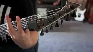 Claas Guitars - Leviathan - Custom 27