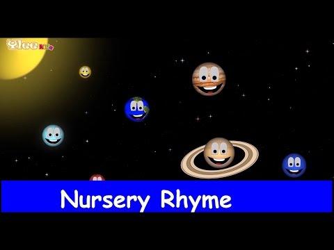 Canzone dei pianeti - Canzone per bambini - Yleekids Italiano