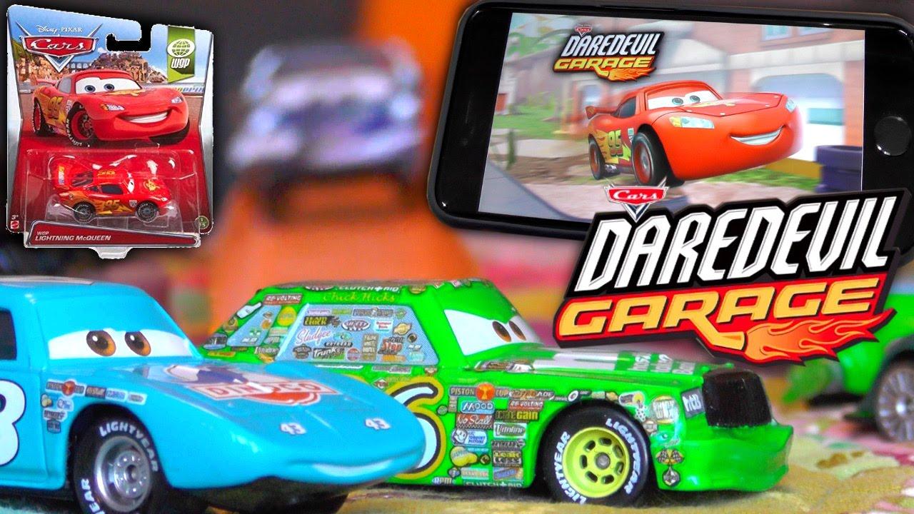 Cars Daredevil Garage Disney S Diecast Toys To Life Video Game