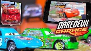 Cars Daredevil Garage - Disney's Diecast Toys to Life Video-Game