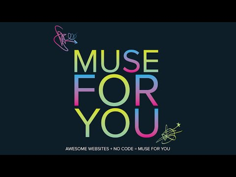 Adobe Muse CC   s and  Playlists  Muse For You