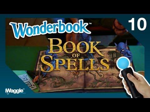Wonderbook: Book Of Spells Walkthrough - Part 10/10 [Chapter 5] Stupefy / Expecto Patronum