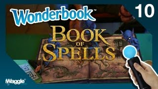 Wonderbook: Book Of Spells Walkthrough - Part 10/10 [Chapter 5] Stupefy / Expecto Patronum