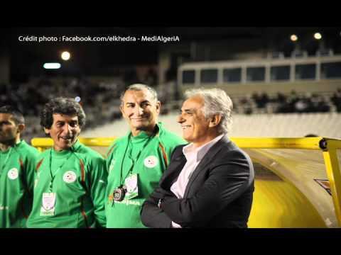 Vahid Halilodzic sur Radio Algerie Internationale
