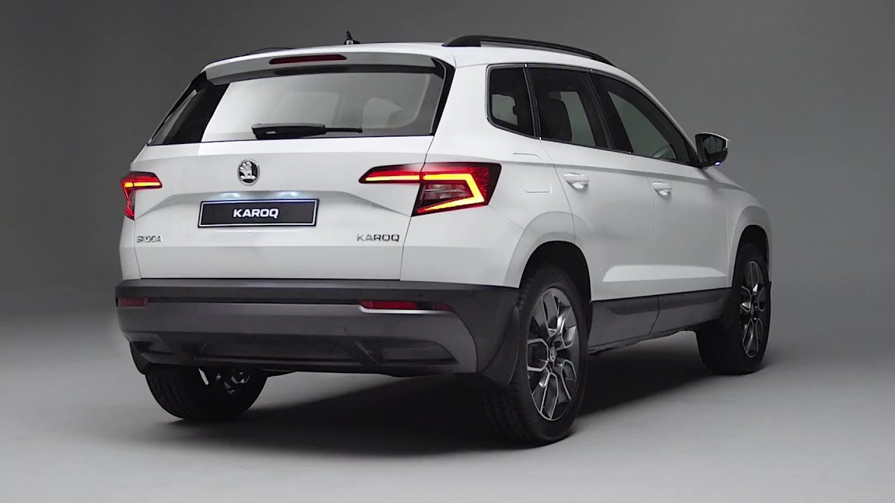 2018 skoda karoq perfect suv youtube