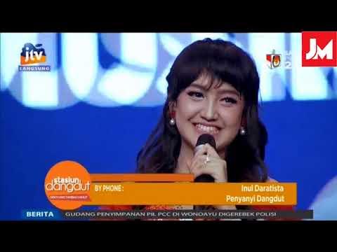 Perasaan Jihan Audy Ketika Di Telfon Bunda Inul Daratista Di JTV 2018