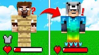 FAKİR ZIRH VS ZENGİN ZIRH! 😱 - Minecraft