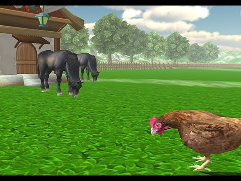 Crazy Chicken Simulator 3D - Android Gameplay HD