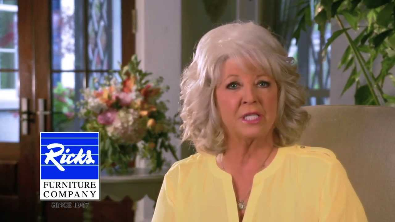 Ricks Furniture | Paula Deen V1